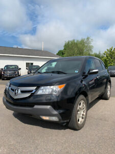 2009 Acura MDX AWD with Trailer hitch