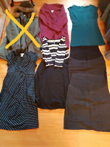 Maternity Clothes - Fall and Winter