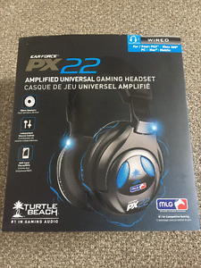 Gaming Headset - Turtle Beach Ear Force PX22 - Like New