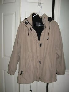 ladies anorak  jacket,zip out lining- get ready for fall Peterborough Peterborough Area image 1