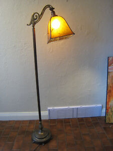 Antique Bridge Lamp
