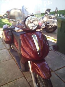 piaggio 2006 bv500