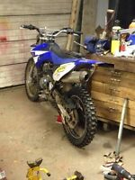 2007 ttr125 works great have papers $1500 need gone today