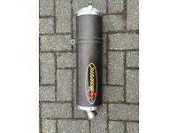 Akrapovic Fireblade Exhaust