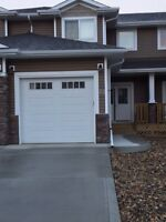 2 bdrm 2.5 bath Southbrook townhouse for rent, attached garage