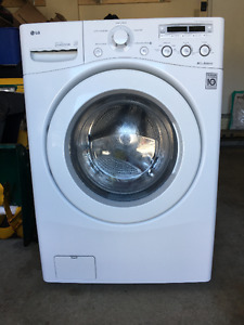LG Front Loading Washer