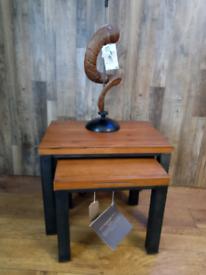 Bluebone/solid oak furniture