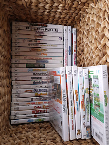 Wii Games - Free Delivery