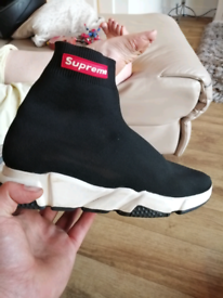 size 40 7d42c 74548 limeted edition supreme belenceagas