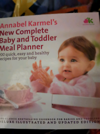 Annabel Karmel kids meal book