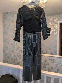 Black panther outfit