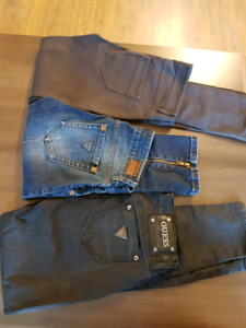 Jeans Femme Guess / Silver