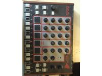 Akai Rhythm Wolf Drum Sequencer
