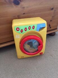 Washing machine toys