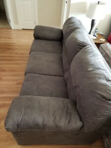 Couch from Ashley - smoke free home and like new