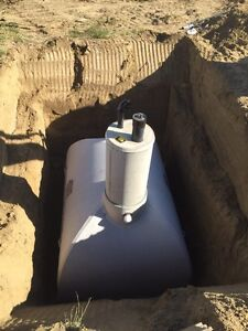 SEPTIC SYSTEMS, HOLDING TANKS, WATER CISTERNS, PUMPS Edmonton Edmonton Area image 6