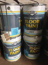 Paint Master Grey Floor Paint (20L Drums)