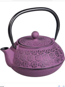 Cast Iron Teapots $30 Each