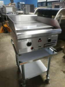 2 FT THERMOSTAT CONTROLLED GRIDDLE ( MANUFACTURED 2016 )