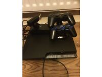 Ps3 for sale with 19 games comes with everything