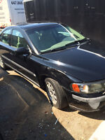 2001 Volvo S60 GOOD RUNNING CONDITION