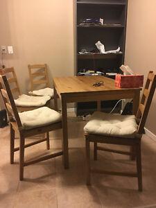 Dinner table, IKEA
