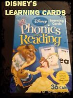 READING - PHONICS READING CARDS