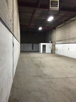 Commercial Space for Lease - Ideal for Car Detailing