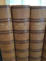 AMERICA CYCLOPAEDIA A POPULAR DICTIONARY OF GENERAL KNOWLEDGE