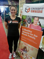 Try CrossFit for FREE at CrossFit OnSide