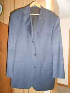 Navy 2 Piece Suit Regina Regina Area image 1