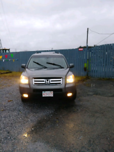 Honda Pilot Ex AWD Heated Leather,Remote Start $2,495 Taxes In!