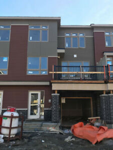 3 Story 2 bedroom TownHouse for rent. Be the first to live here!