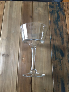 BRAND NEW TRIFLE GLASS BOWL