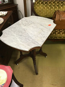 Gibbard Marble Table (G & Son)