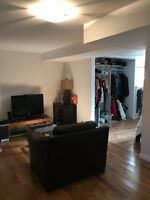 basement apartment for rent in the west island ALL INCLUDED