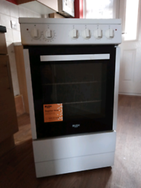Electric cooker single oven