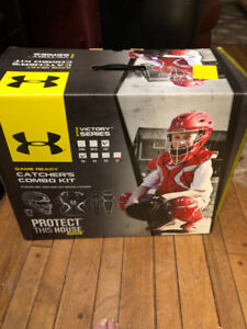 Under Armour Game Ready Catchers Combo Kit