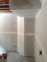 quality drywall finishing
