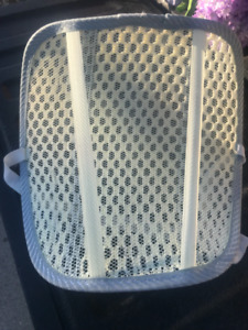 NEW! Easy Posture Lumbar Back Support Mesh