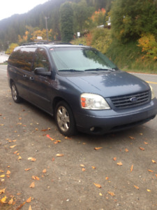2006 Ford Freestar 4.2L AdvanceTrac Minivan, Van