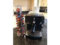 Nespresso Magimix m150 coffee machine