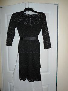 Laura Petite Lace Overlay Dress - Worn Once - Size 2