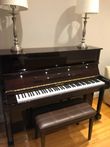 Nordheimer Upright Piano