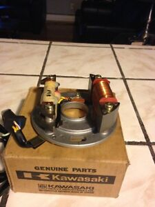 New in Box Generator for a Kawasaki KE175