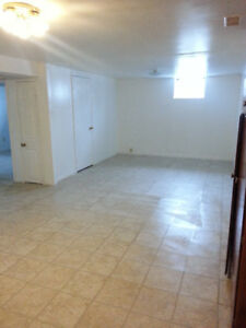 AJAX - Basement apartment - 1 bedroom