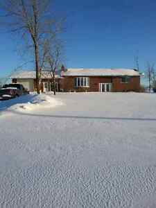 house on one acre lot
