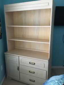 Husband wants this out of his garage!  Must sell!  Dresser set.