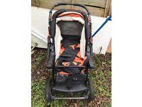 Baby Merc S6 Pushchair