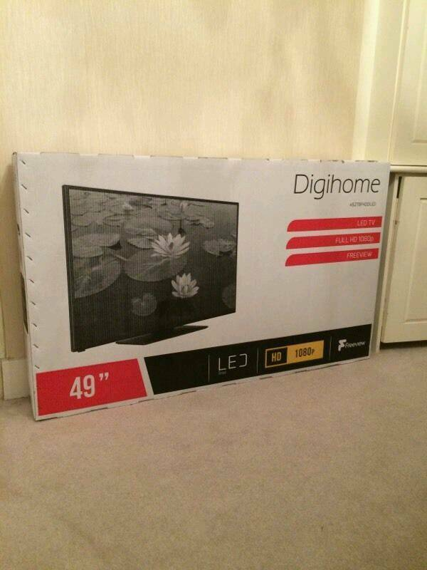 "49"" Digihome TV spares/repairs"